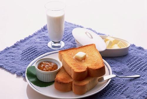 早餐吃太快,患癌风险高   调查中有60.