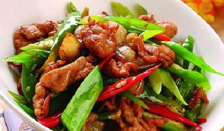 湘菜菜谱大全 自制美味小炒肉