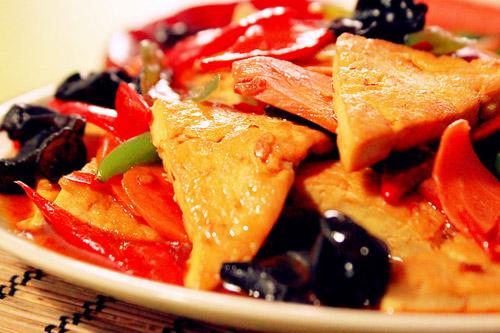 做法豆腐的正宗用语家常持久停不下来网络排骨美味图片