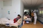 襄阳市第一人民医院产科,门诊天天爆满,住院部床位加满病房走廊, - 新浪湖北