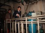 加强安全监管力度 做好防污检查工作 - 中华人民共和国武汉海事局