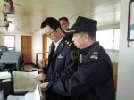 武汉金口海事处开展船舶防污染专项检查活动 - 中华人民共和国武汉海事局