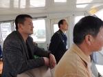 加强联合执法,整治非法采砂 - 中华人民共和国武汉海事局