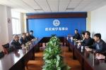 长江武汉航道处走访武汉咸宁海事处 - 中华人民共和国武汉海事局