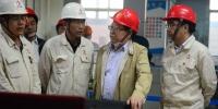 [要闻]董永祥到黄石新冶钢公司调研产业工人队伍建设改革 - 总工会