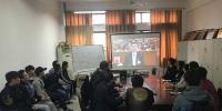 我校师生热议习总书记在十九大开幕会上的报告(二) - 武汉纺织大学