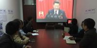 我校师生热议习总书记在十九大开幕会上的报告(三) - 武汉纺织大学