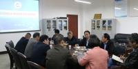 韦一良到材料学院调研指导工作 - 武汉纺织大学