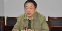 省工商局召开对口援藏工作座谈会 - 工商行政管理局