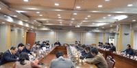 省厅迅速传达省委常委会和省政府党组(扩大)会议精神 - 交通运输厅