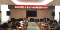 湖北省水稻产业发展专家座谈会在汉召开 - 农业厅