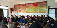 驻村工作队组织刘花村开展扶贫政策集中宣讲 - 政府法制办