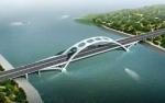 (江北快速路新河桥效果图) - 新浪湖北