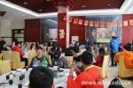 留校学子温馨过年 共享暖心团年饭 - 武汉大学