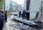 杨先生房屋被拆现场 警方供图 - 新浪湖北