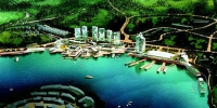 图为:长江三峡游轮中心效果图。 - 新浪湖北