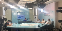 集团公司总经理姚春桥带队作客《行风连线》节目 - 武汉地铁