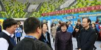 图为天津市第六届残疾人职业技能竞赛现场 - 残疾人联合会