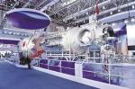 图为:空间站核心舱实物(工艺验证舱) - 新浪湖北