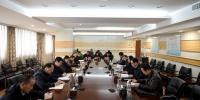厅党组中心组(扩大)第9次学习会召开 - 交通运输厅