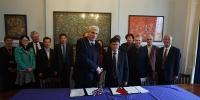 我校代表团访问英国、意大利一流高校 - 武汉大学