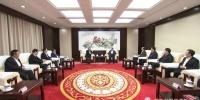 武大与广西自治区政府签署战略合作协议 - 武汉大学
