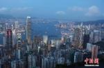 资料图:香港中环。中新社记者 洪少葵 摄 - Hb.Chinanews.Com