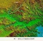 太子城金代城址位置图 - 新浪湖北