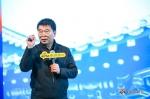 巴松狼王进行主题分享《用新媒体讲好中国故事》 - 新浪湖北