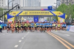 图片来源:武汉马拉松 - 新浪湖北