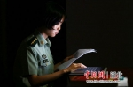 图为选手正在紧张备课 - Hb.Chinanews.Com