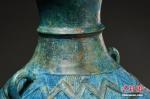 图为霝铭文。 国家文物局供图 - 新浪湖北