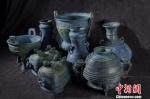 曾伯克父青铜组器。国家文物局供图 - 新浪湖北