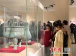 """""""礼乐·华章——中国湖北文物特展""""在印度展出 - Hb.Chinanews.Com"""