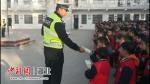 """襄阳高警支队一大队开展""""交通安全日""""主题宣传 - Hb.Chinanews.Com"""