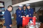 江陵消防开展消防产品监督抽查行动 - Hb.Chinanews.Com