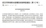 武汉市互联网信息办公室官方微博截图 - 新浪湖北