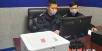 杨俊协助派出所民警办理案件 - Hb.Chinanews.Com