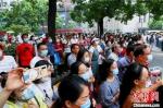 武汉7.2万余名考生参加今年中考 警方全力护航 - 新浪湖北